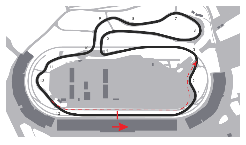 New Hampshire Motor Speedway (iRacing) - SimRacingWiki